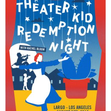 Theater Kid Redemption Night with Rachel Bloom-img
